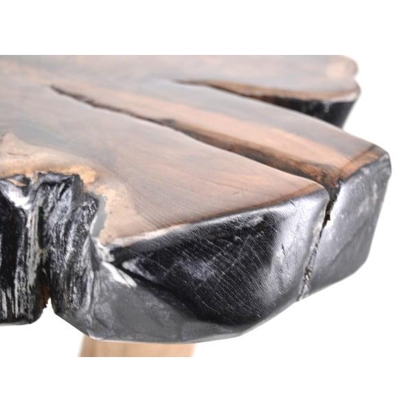 Teakový odkládací stolek Moycor Erosi