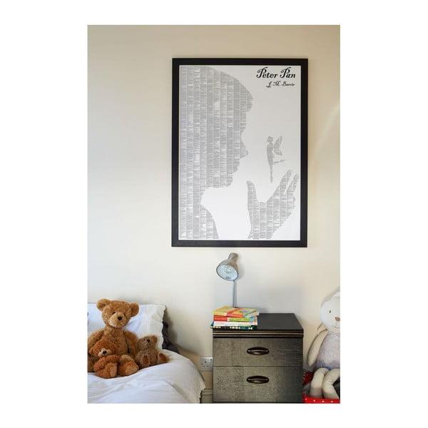 Knižní plakát Petr Pan, 70x100 cm