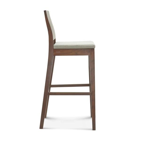 Barová dřevěná židle Fameg Egil