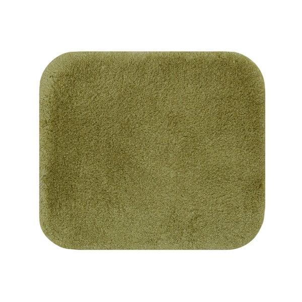 Zielony dywanik łazienkowy Confetti Bathmats Miami, 50x57 cm