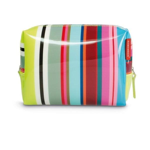 Kosmetická taška Colour Stripes, malá