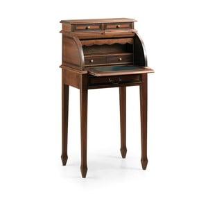 Malý stolek se zásuvkou z mahagonového dřeva Moycor Vintage