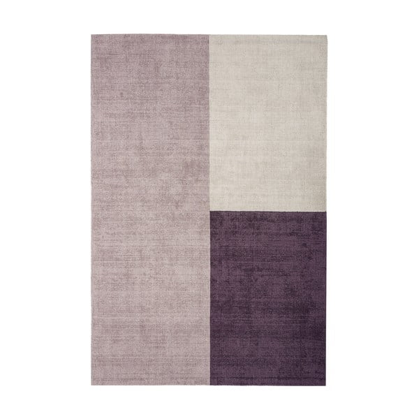 Béžovo-fialový koberec Asiatic Carpets Blox, 200 x 300 cm