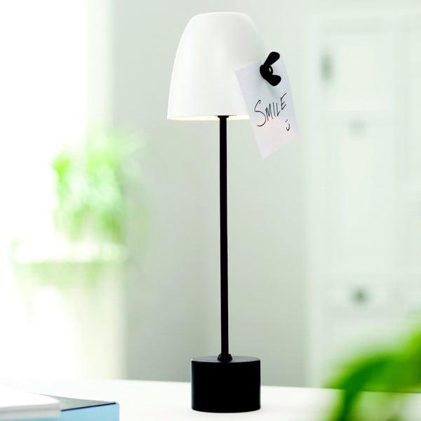 Stolní lampa Curve, černá