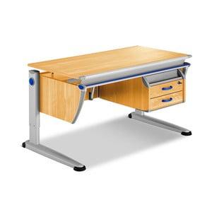 Rostoucí dětský stůl Booster Comfort, buk