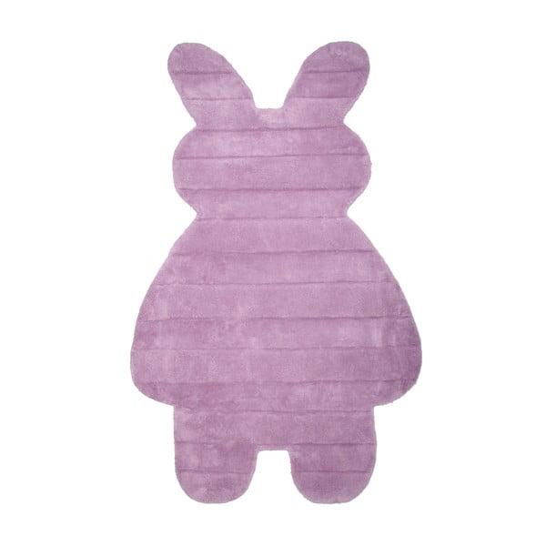 Dětský koberec Bunny Parme, 85x140 cm