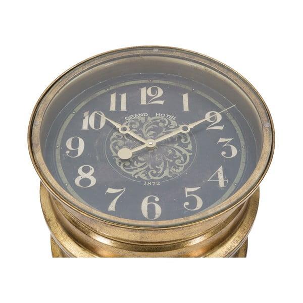 Măsuță cu ceas auriu Mauro Ferretti Orologio