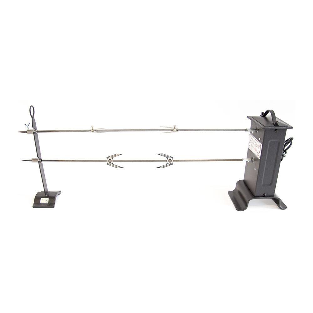 Elektrický rotovací opékač na 2 špízy Cruccolini, délka 60 cm