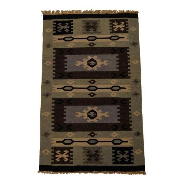Ručně tkaný koberec Kilim 125, 90x150 cm