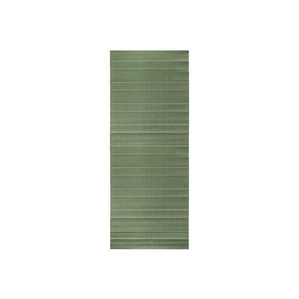 Koberec vhodný i na ven Sunshine 80x200 cm, zelený