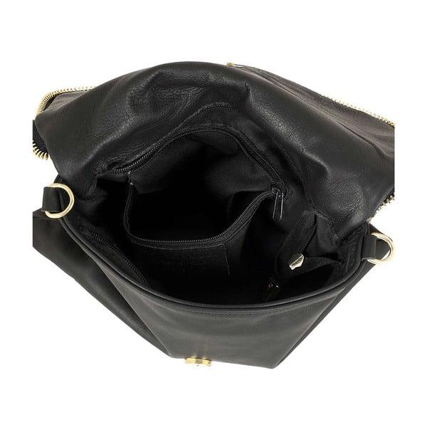 Kožená kabelka Borghe Maculato