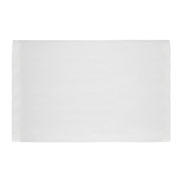 Koupelnová předložka 50x80 cm, bílá