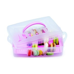 Přenosný box na makronky Macaron Holder
