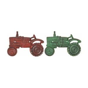 Sada 2 litinových otvíráků na lahve Esschert Design Tractor