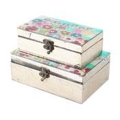 Set boxů Pin Up Girls, 2 ks