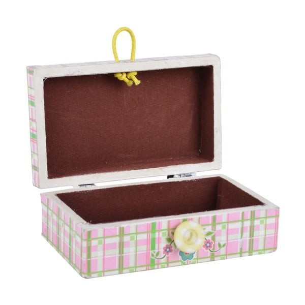 Krabička na poklady Srdce