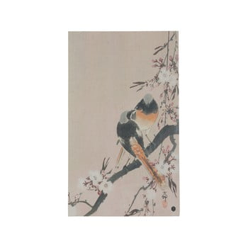 Poster din hârtie handmade BePureHome Pinktails, 35 x 25 cm imagine