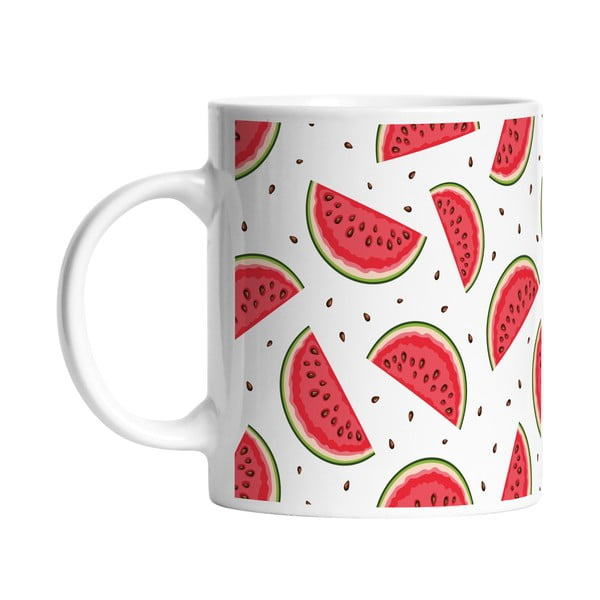 Keramický hrnek Yummy Melon, 330 ml