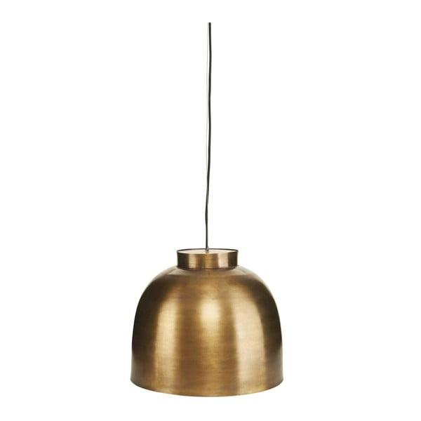Stropní svítidlo Bowl Gold