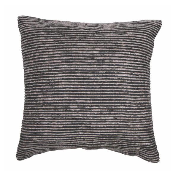 Rimboo fekete párnahuzat, 45 x 45 cm - Tiseco Home Studio