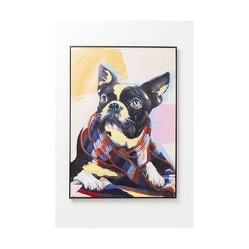 Tablou de perete Kare Design Lazy Toto, 102 x 72 cm