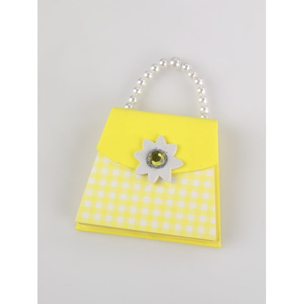 Bloczek Thinking gifts Gingham Handbag