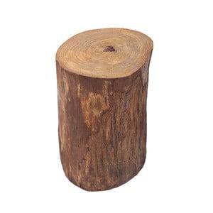 Zahradní stolička v dekoru dřeva Ezeis Ecotop