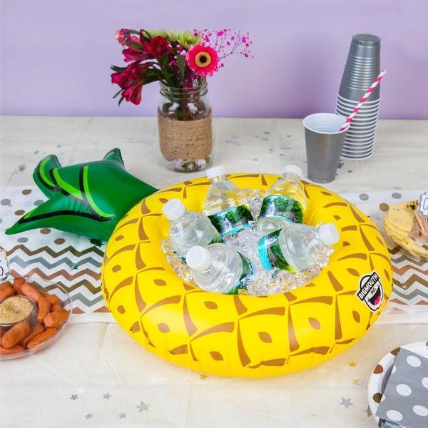 Nafukovací kruh na občerstvení ve tvaru ananasu Big Mouth Inc.