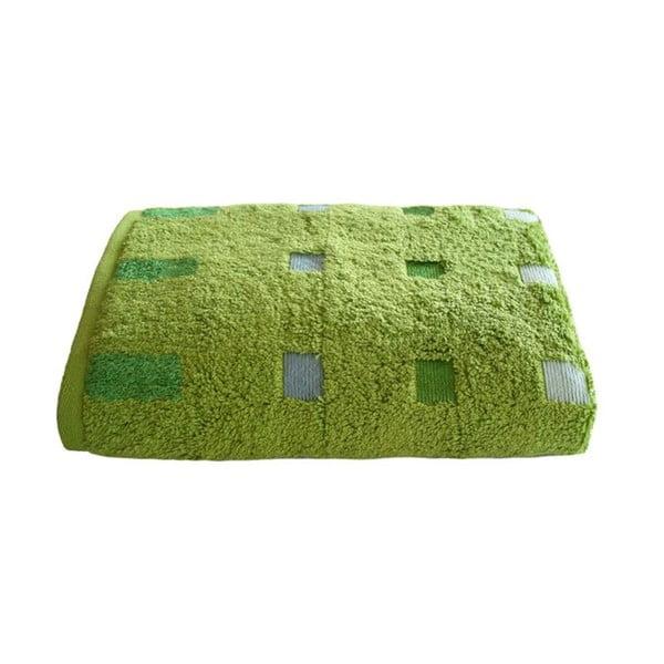Ručník Quatro Moss, 80x160 cm