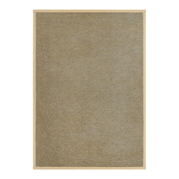 Béžový vzorovaný oboustranný koberec Narma Vivva, 300x200 cm
