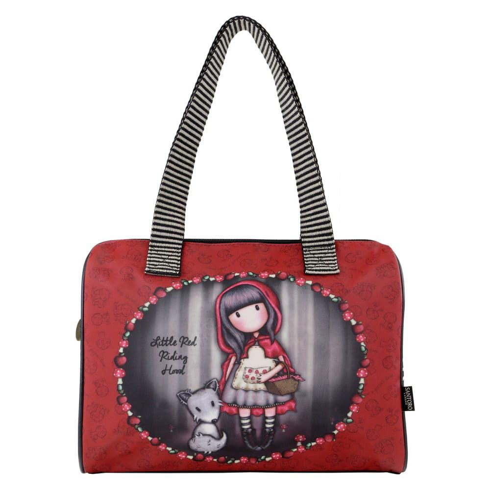 Dětská kabelka do ruky Gorjuss Little Red Riding Hood