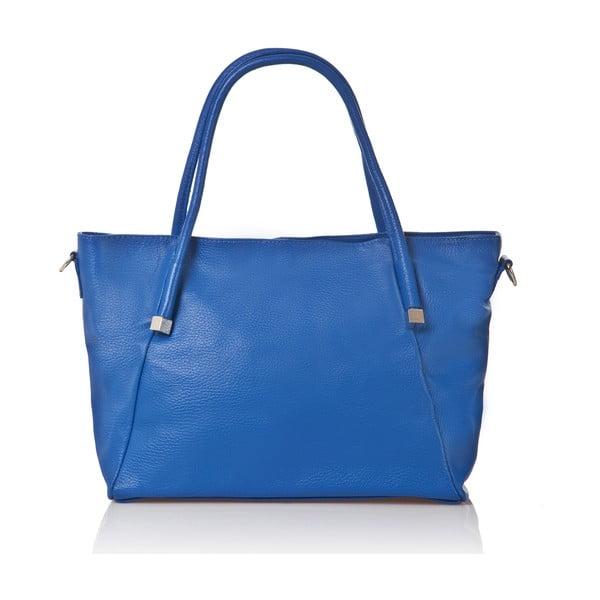 Kabelka Litchi Blue