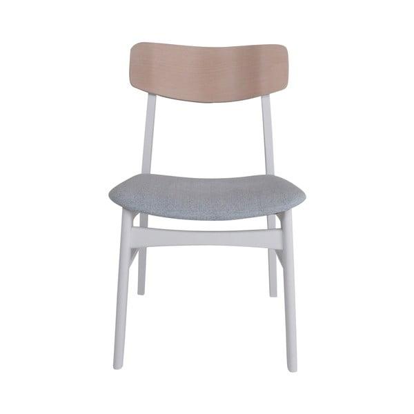 Jídelní židle z kaučukového dřeva Canett Saga Robin