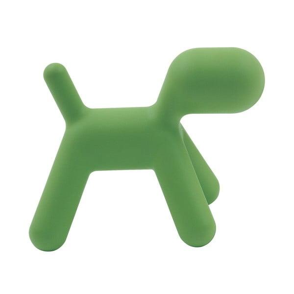 Stolička Puppy zelená, 103 cm