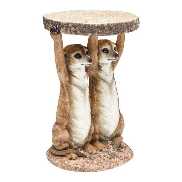 Příruční stolek Kare Design Meerkat Sisters