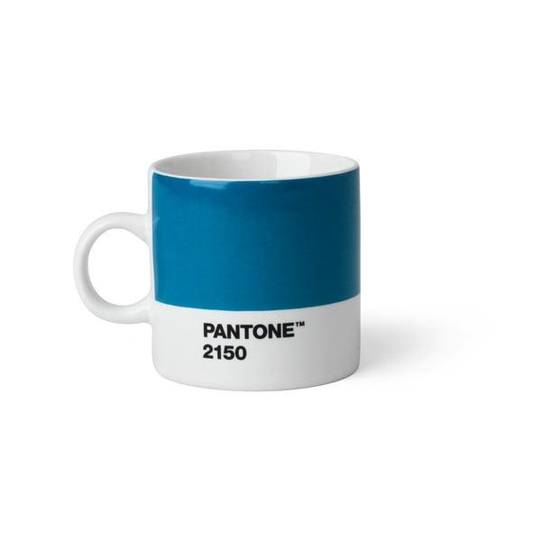 Modrý hrnček Pantone Espresso, 120 ml