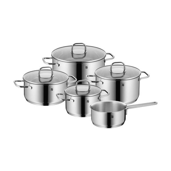 Set 5 oale din oțel inoxidabil Cromargan® WMF Inspiration
