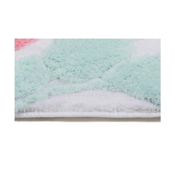 Set 2 koupelnových předložek a povlaku na záchodové prkénko Confetti Babilon