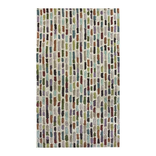 Ručně tuftovaný koberec nuLOOM Multi Stripes, 122x182cm