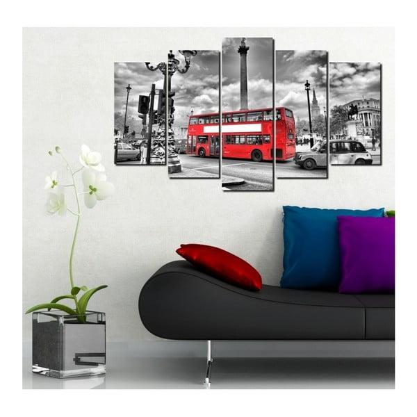 Ratteno többrészes kép, 102x60cm - 3D Art