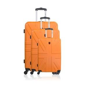 Sada 3 cestovních zavazadel Shofar