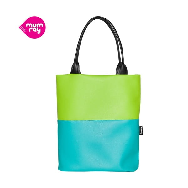 Taška Mum-ray Split Bag Green