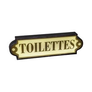 Plăcuță pentru ușă WC Antic Line Désiré