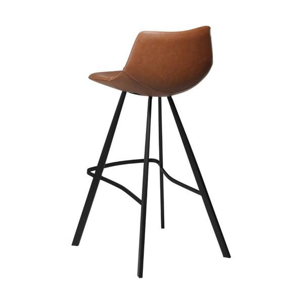 Světle hnědá barová židle DAN-FORM Denmark pITCH