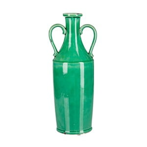 Váza Emerald, 16x14x41 cm