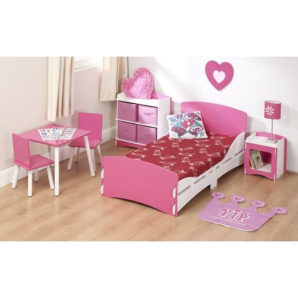 Dětský noční stolek Blush