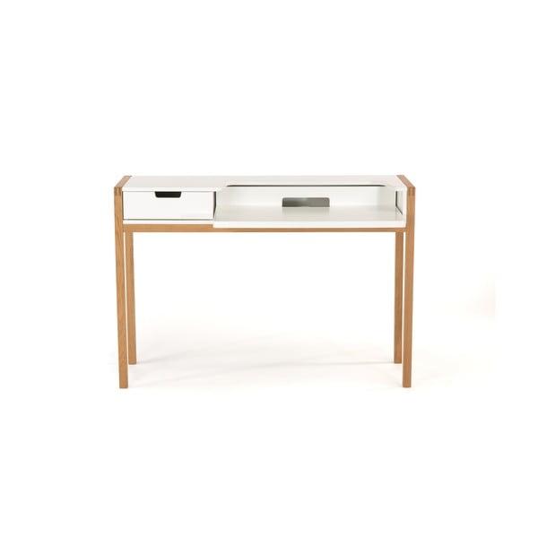 Farringdon íróasztal, laptophoz - Woodman