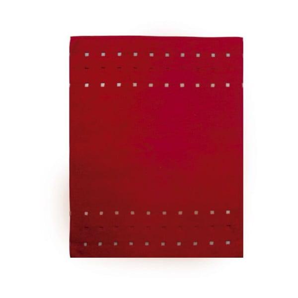 Předložka Quatro Bordeaux, 75x100 cm