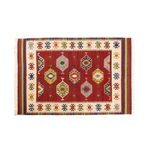 Ručně tkaný koberec Kilim Dalush 109, 120x70 cm