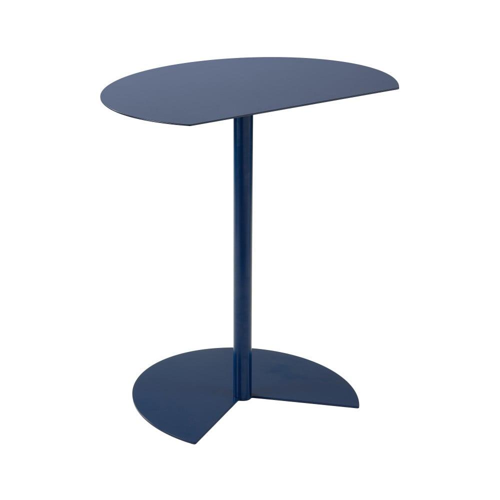 Tmavě modrý barový stolek MEME Design Way